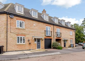 Thumbnail 4 bed terraced house for sale in Holloway Avenue, Bourne, Lincolnshire