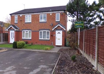 Thumbnail 3 bed semi-detached house for sale in Conwy Close, Walsall, West Midlands
