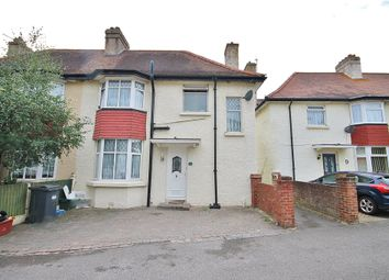 Thumbnail 3 bed semi-detached house for sale in Southgate Avenue, Feltham, Surrey