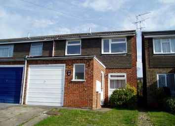 Thumbnail 4 bedroom terraced house to rent in St Francis Close, Potters Bar
