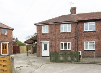 Thumbnail 3 bed semi-detached house for sale in Little Avenue, Clifton, York
