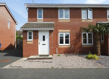 Thumbnail 3 bedroom semi-detached house to rent in Linton Place, Kirkby, Liverpool