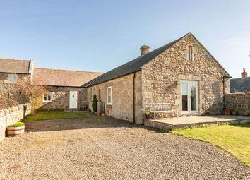 Thumbnail 4 bed barn conversion for sale in 6 Warenton Farm Steading, Warenton, Belford, Northumberland