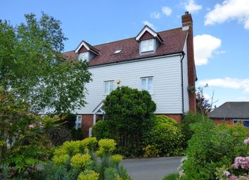 Thumbnail 5 bed semi-detached house to rent in Pound Way, Angmering, Littlehampton