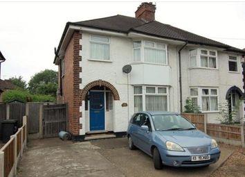 Thumbnail 4 bedroom flat to rent in Queens Road East, Beeston, Nottingham