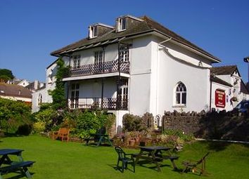 Thumbnail Commercial property for sale in Ranscombe House, Ranscombe Road, Brixham, Devon
