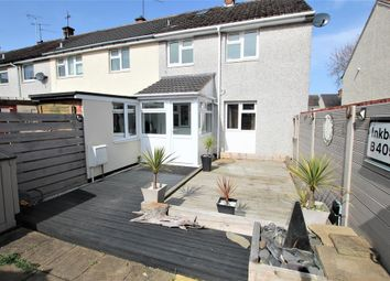 Thumbnail 2 bed end terrace house for sale in Hayford Close, Redditch