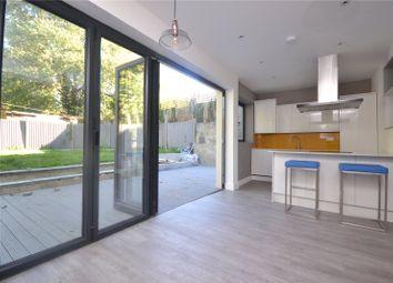 Thumbnail 3 bedroom flat to rent in Tetherdown, London