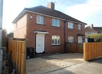 Thumbnail Semi-detached house for sale in Wallingford Road, Knowle, Bristol