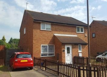 Thumbnail 2 bed semi-detached house for sale in Serles Close, Coffee Hall, Milton Keynes, Buckinghamshire