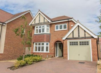 Thumbnail 3 bed detached house to rent in Sigwels Road, Cawston, Rugby