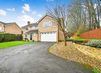 Thumbnail 5 bedroom detached house for sale in The Willows, Highworth, Swindon