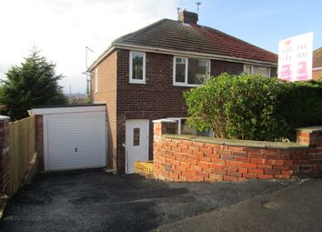 Thumbnail 3 bed semi-detached house for sale in Whitley View Road, Kimberworth, Rotherham