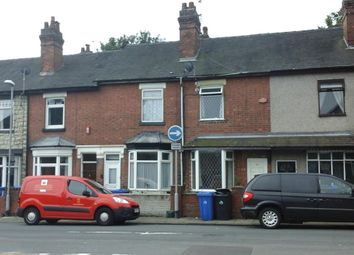 Thumbnail 2 bedroom terraced house for sale in Stanton Road, Meir, Stoke-On-Trent