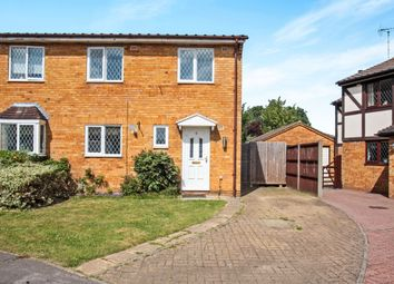 Thumbnail 3 bedroom semi-detached house for sale in Whittingham Close, Luton