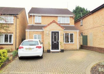 Thumbnail 3 bed detached house for sale in Boundary Close, Willowbrook, Swindon