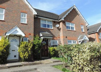 Thumbnail 2 bed terraced house for sale in Elphinstone Close, Brookwood, Woking
