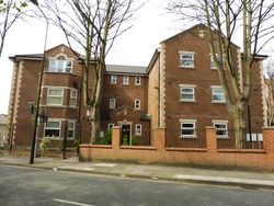 Thumbnail 2 bedroom flat to rent in Heneage Road, Grimsby