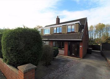 Thumbnail 3 bed semi-detached bungalow for sale in Kilworth Height, Fulwood, Preston