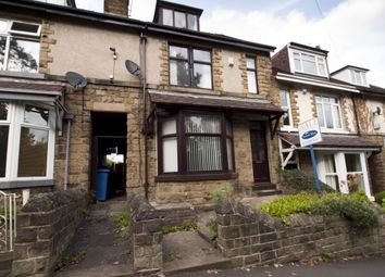 Thumbnail 4 bed terraced house to rent in Carter Knowle Road, Sheffield