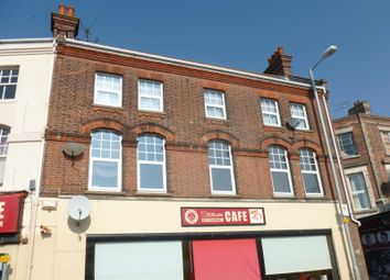 Thumbnail 1 bed flat to rent in High Street, Dovercourt, Essex