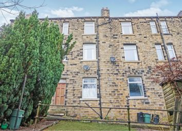 Thumbnail 3 bed terraced house for sale in Radcliffe Road, Slaithwaite, Huddersfield