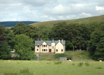 Thumbnail 5 bed detached house for sale in George House, The Walled Paddock, Lethem, Jedburgh