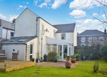 Thumbnail 4 bedroom detached house for sale in Coach Lane, Redruth, Cornwall