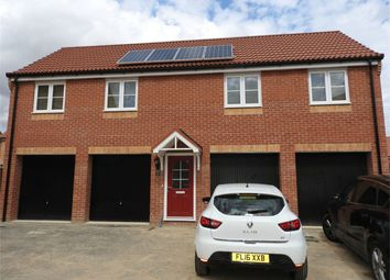 Thumbnail 2 bed flat to rent in Witham Crescent, Bourne, Lincolnshire