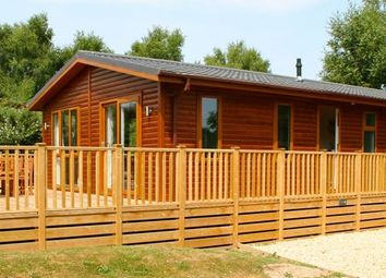 Thumbnail 3 bed mobile/park home for sale in Warmwell Leisure Holiday Park, Warmwell, Dorchester