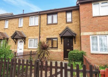 Thumbnail 2 bed terraced house to rent in Tennyson Avenue, Biggleswade