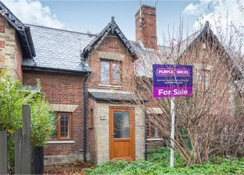 Thumbnail 2 bed terraced house for sale in Lynn Road, Cranwich, Thetford