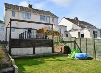 Thumbnail 3 bed semi-detached house for sale in Wishings Road, Brixham