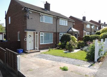 Thumbnail 2 bed semi-detached house for sale in Birch Tree Avenue, Hazel Grove, Stockport