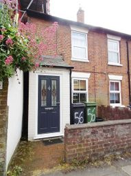 Thumbnail 2 bedroom terraced house to rent in Flaxfield Road, Basingstoke