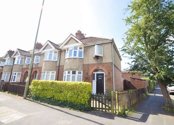 Thumbnail 3 bed semi-detached house for sale in Chestnut Avenue, Eastleigh, Hampshire
