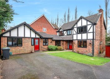 Thumbnail 6 bedroom detached house for sale in Highfields, Love Lane, Kings Langley