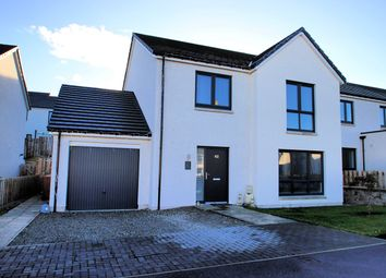 Thumbnail 4 bed detached house for sale in West Covesea Road, Elgin