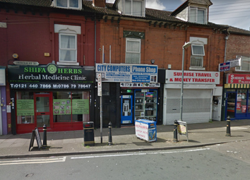 Thumbnail Retail premises to let in Ombersley Road, Sparkbrook, Birmingham