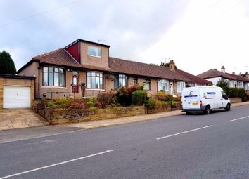 Thumbnail 4 bed bungalow for sale in Hutton Road, Bradford, West Yorkshire