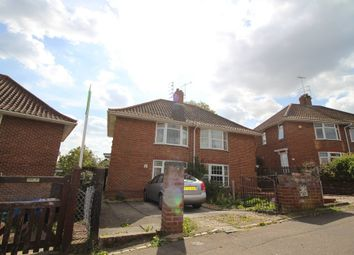 Thumbnail 3 bed semi-detached house to rent in Jex Road, Norwich