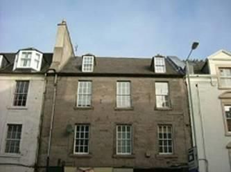 Thumbnail 3 bed flat to rent in Charlotte Street, Perth