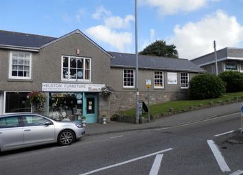 Thumbnail Retail premises for sale in Helston Furniture, 5/5A, The Parade, Helston, Cornwall