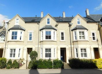 Thumbnail 4 bed town house for sale in Dickens Boulevard, Fairfield, Herts
