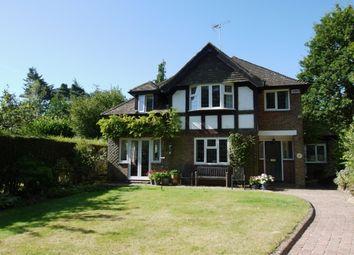 Thumbnail 4 bed detached house for sale in Oak Lane, Sevenoaks