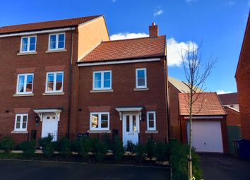 Thumbnail 3 bedroom property to rent in Hertford Place, Stafford