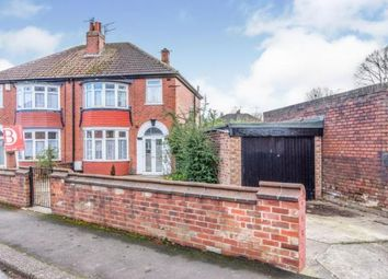 Thumbnail 3 bed semi-detached house for sale in Welbeck Road, Doncaster, South Yorkshire