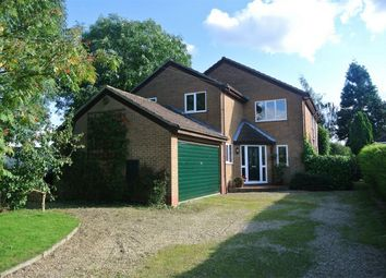 Thumbnail 4 bed detached house for sale in Chapel Street, Haconby, Bourne, Lincolnshire