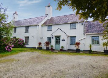 Thumbnail 7 bed detached house for sale in Glanrafon Farm, Llanallgo, Moelfre, Anglesey