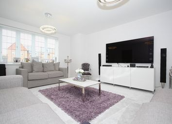 Thumbnail 5 bed detached house for sale in Johnston Street, Gilston